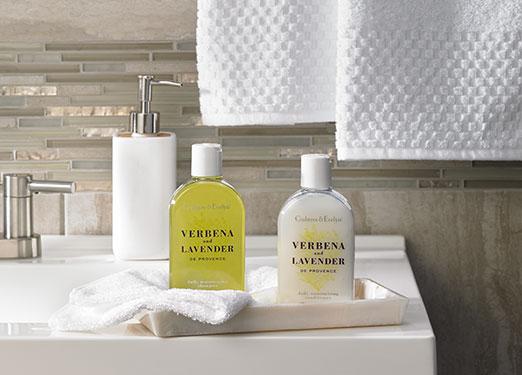 Verbena Amp Lavender Hair Care Set Doubletree At Home